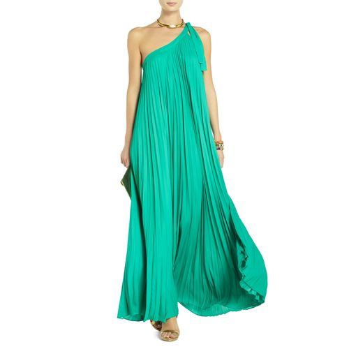 Pleatedmaxidress